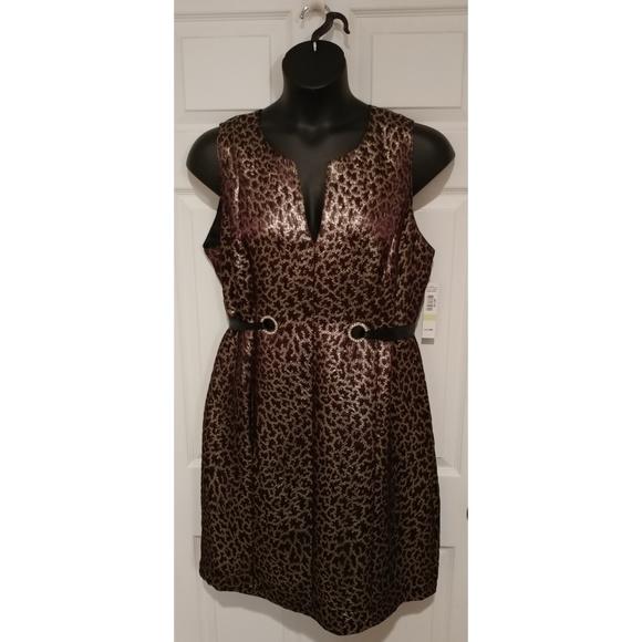 R&M Richards Plus Size Dress